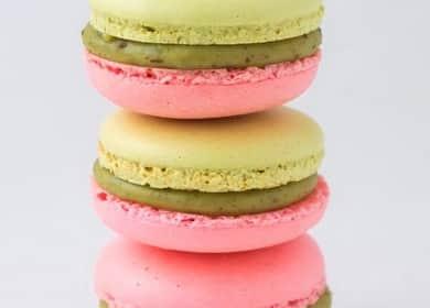 Печенье Макарони — самый простой рецепт