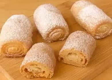 Печенье на сметане по пошаговому рецепту с фото