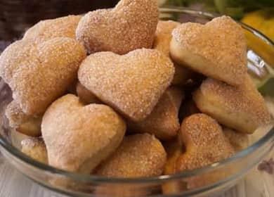 Рецепт домашнего печенья — быстро и вкусно