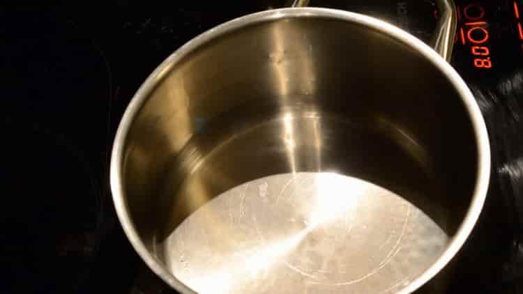 Для приготовления рыбы приготовьте посуду