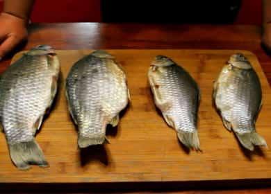 Вкусная вяленая рыба в домашних условиях