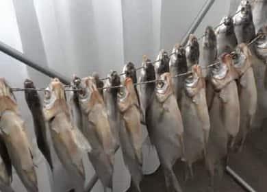 Как научиться готовить вкусную сушеную рыбу