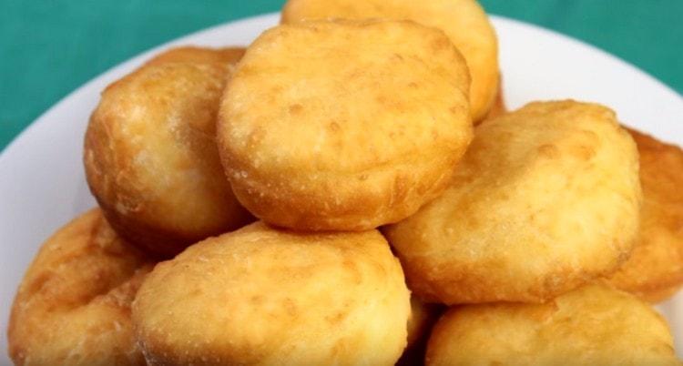 Опробуйте этот рецепт и приготовьте сами оригинальные казахские баурсакми в домашних условиях.