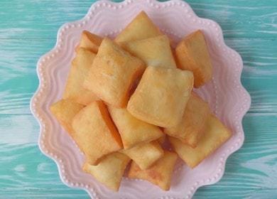 Вкусные баурсаки на кефире без дрожжей — самые вкусные и пышные