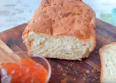 Готовим вкусный домашний безглютеновый хлеб: рецепт с фото и видео.