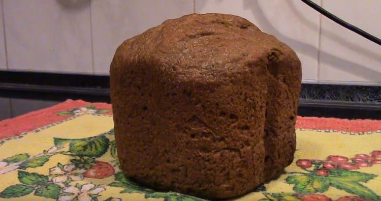 Опробуйте этот рецепт и приготовьте сами ароматный бородинский хлеб в хлебопечке.