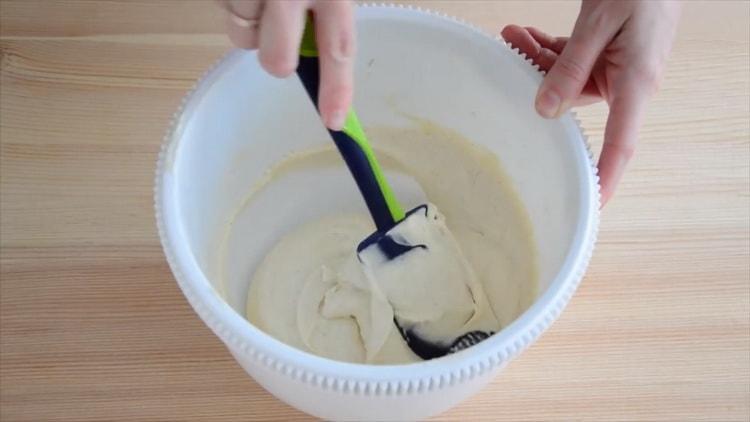 Для приготовления капкейков в домашних условиях, приготовьте тесто