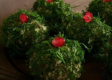 «Изумрудная» закуска из сельди — отличный праздничный рецепт