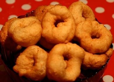 Как научиться готовить вкусные пончики по классическому рецепту