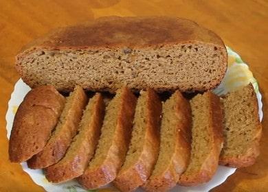 Готовим вкусный ржаной хлеб в мультиварке по пошаговому рецепту с фото.