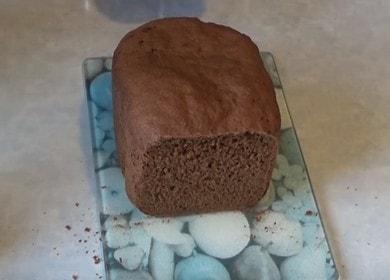 Очень вкусный ржаной заварной хлеб — выпекаем в хлебопечке