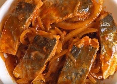 Маринованная сельдь по-корейски — очень вкусная, ароматная, с приятной легкой остринкой
