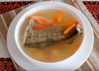 Уха из окуня — вкусное, легкое блюдо с чарующим ароматом