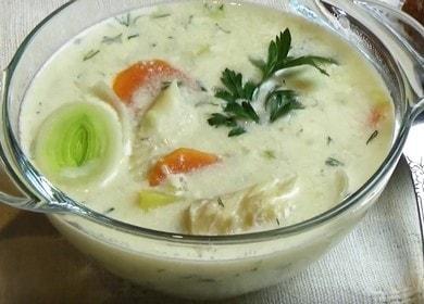 Уха из трески — финский рецепт рыбного супа