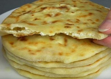 Готовим быстрые и очень вкусные хачапури с сыром по пошаговому рецепту с фото.
