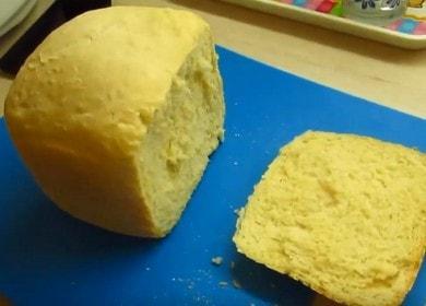 Рецепт приготовления вкусного хлеба на кефире в хлебопечке