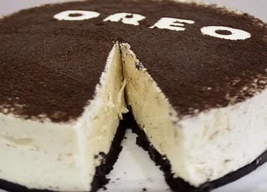 Чизкейк Орео — лучший десерт к праздничному столу