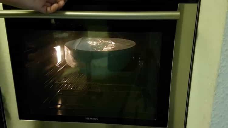 Для приготовления бородинского хлеба дайте тесту постоять