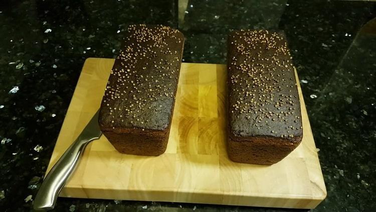 бородинский хлеб готов