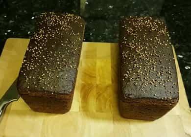 Вкусный бородинский хлеб в домашних условиях — очень подробный рецепт