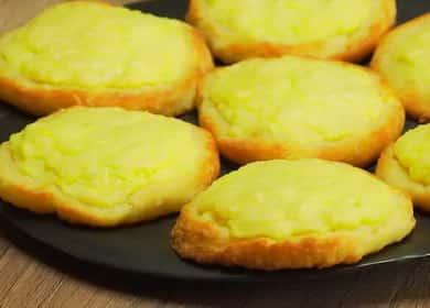 Ватрушки (шаньги) с картошкой — ароматная, аппетитная выпечка