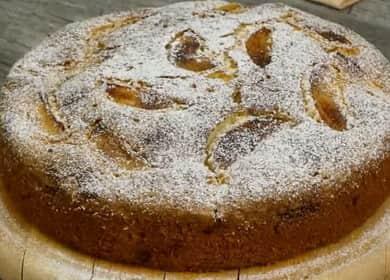 Пышный, ароматный и невероятно вкусный кекс с яблоками — невероятно вкусно
