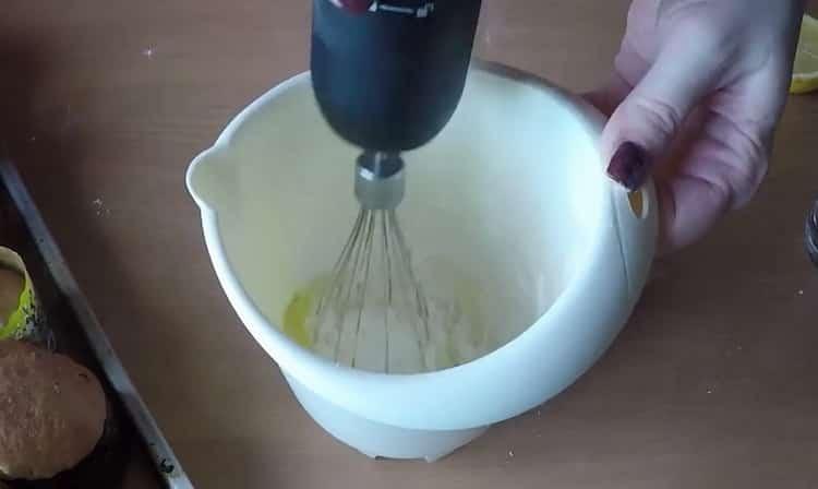 Приготовьте глазурь