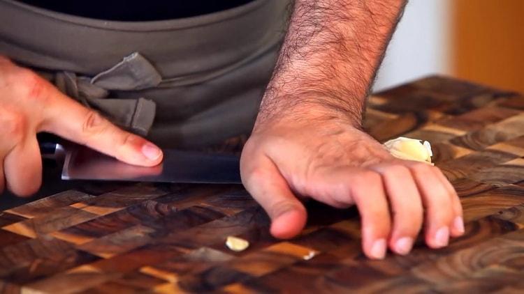 готовим макароны с креветками в сливочном соусе