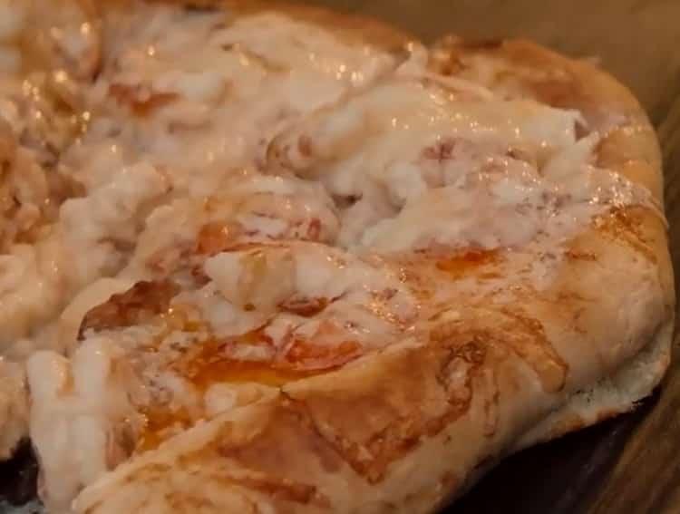 Как научиться готовить вкусную пиццу с креветками