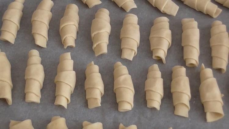 Рогалики с мармеладом - вкус детства