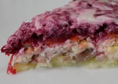 Сельдь под шубой — лучший праздничный салат