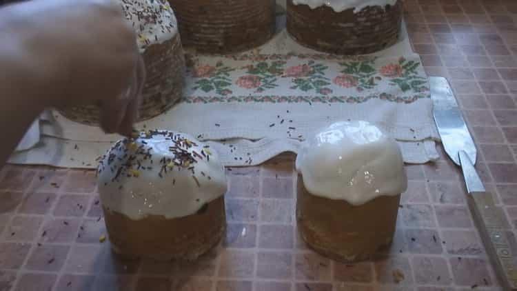 Старинные рецепт куличей по пошаговому рецепту с фото