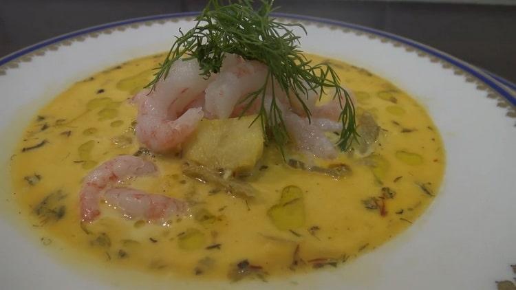Суп из трески - быстро, недорого и невероятно вкусно