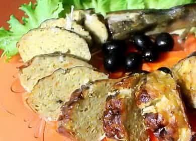 Фаршированный судак — лучший праздничный рецепт