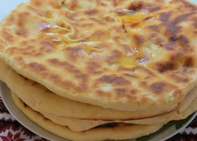 Хачапури с творогом и сыром — очень и очень вкусные