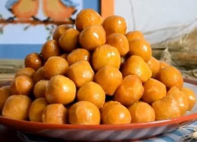 Чак-чак по-татарски — рецепт популярной сладости на востоке