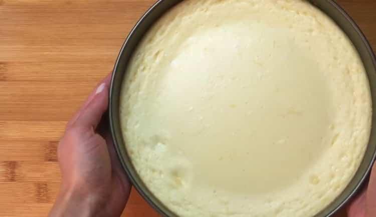 Классический чизкейк по пошаговому рецепту с фото