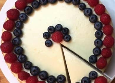 Чизкейк — классический рецепт американского десерта