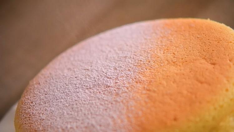 Японский хлопковый чизкейк - самый вкусный и простой рецепт