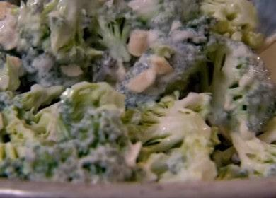 Салат из брокколи — рецепт от Гордона Рамзи 🥦