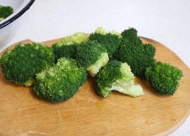 Все о том, как варить брокколи: пошаговый рецепт с фото.