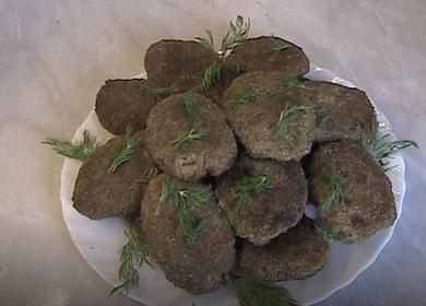 Как научиться готовить вкусные котлеты из чечевицы 🥣