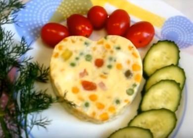 Как научиться готовить вкусный омлет в пароварке 🍳