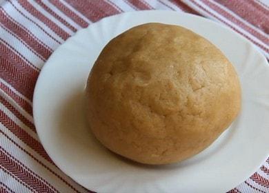 Готовим удачное песочное тесто без яиц по пошаговому рецепту с фото.