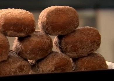 Невероятно вкусные пончики — рецепт от Гордона Рамзи 🍩