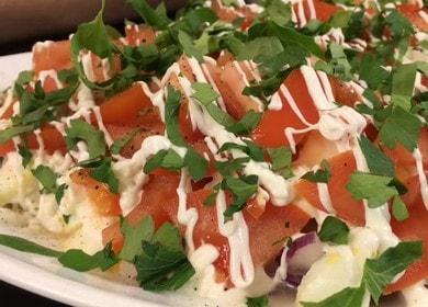 Как научиться готовить вкусный салат с тунцом и фасолью 🥗