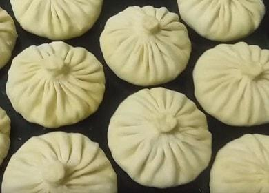 Тесто для вкусных татарских Вак-беляшей в духовке 🍞