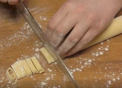 Лучшее тесто для домашней итальянской лапши 🍜