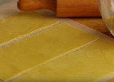 Готовим тесто для лазаньи в домашних условиях по пошаговому рецепту с фото.