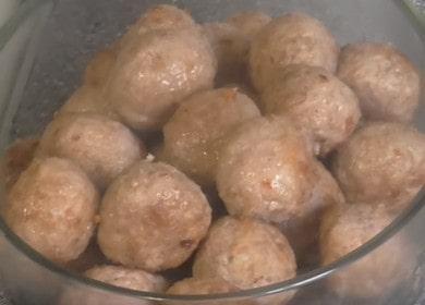 Готовим вкусные тефтели: классический рецепт с пошаговыми фото.